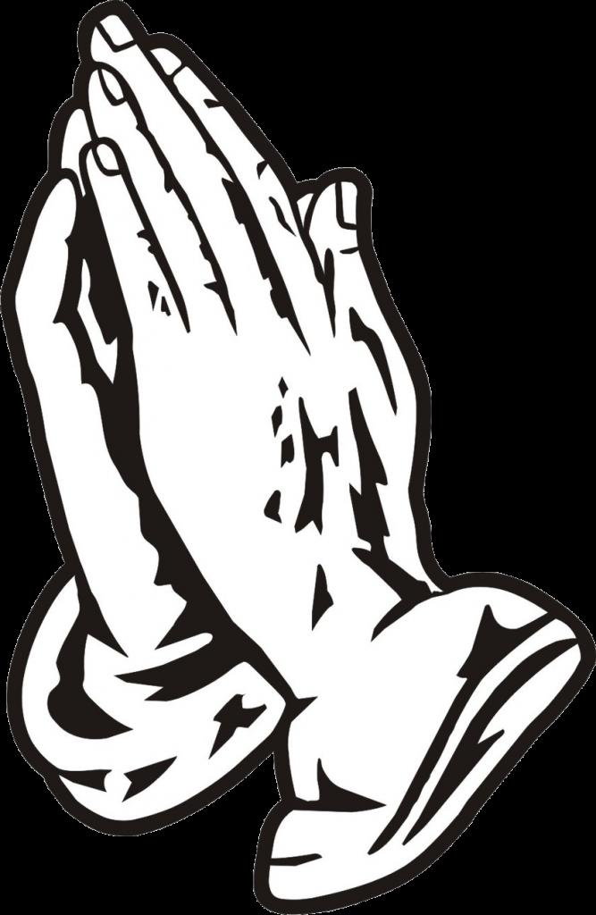 praying hands image